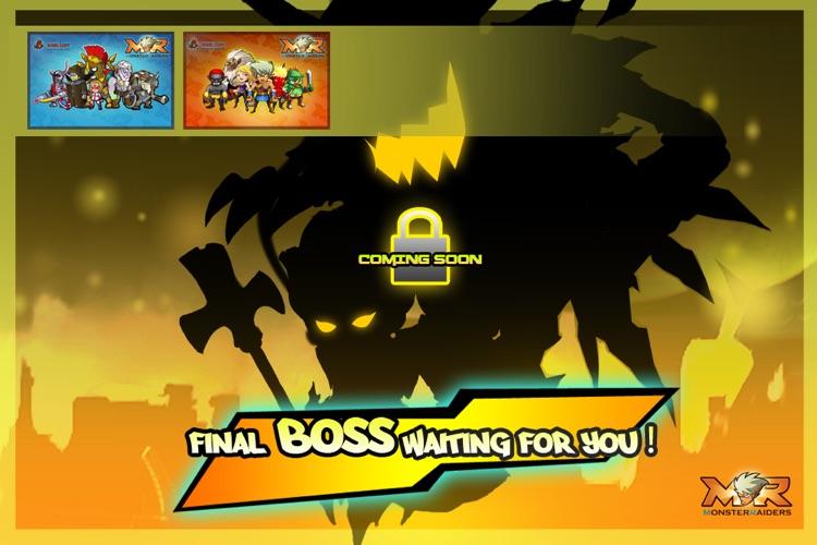 Monster Raiders screenshot-3