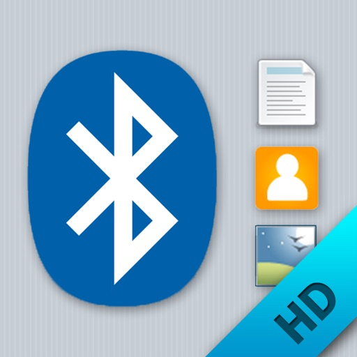 Bluetooth Pro HD icon