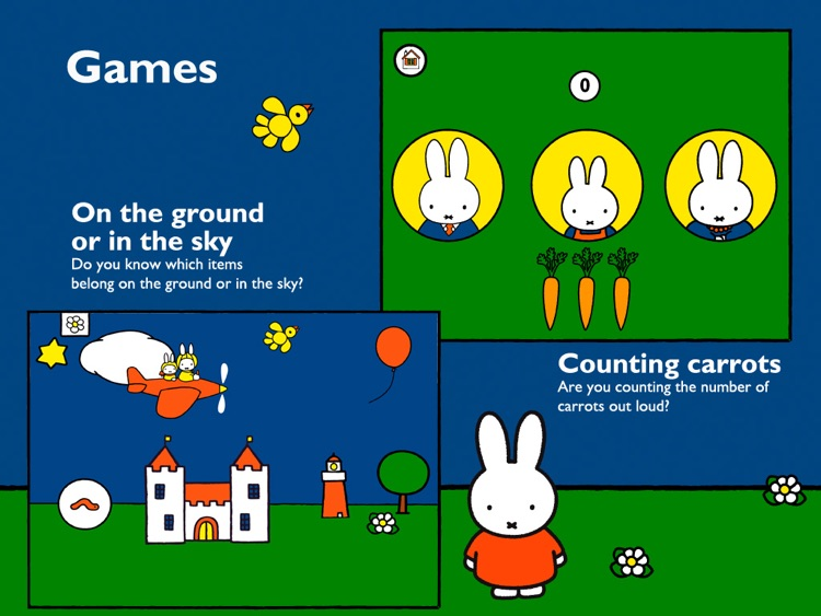 Miffy apps screenshot-1