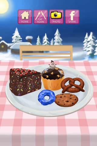 Christmas Goodies screenshot two