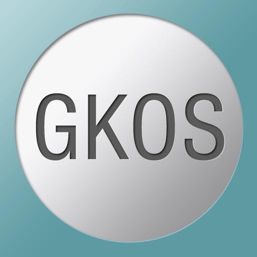 Chorded Keyboard - GKOS