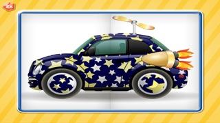 Kids Games - Cars Match Game for Kids (2+) screenshot one