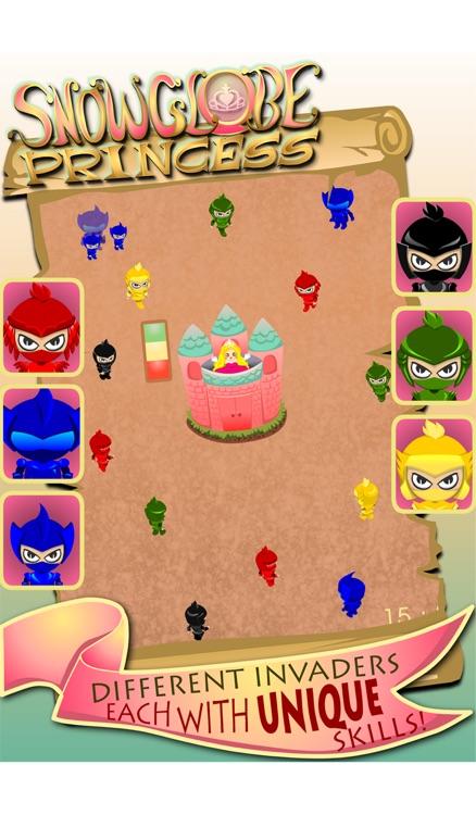 SnowGlobe Princess ~ Tap to Save the Princess! screenshot-3