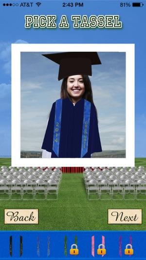 Graduate Me Graduation Photo Editor on the App Store
