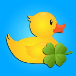 Rub The Duck For Luck