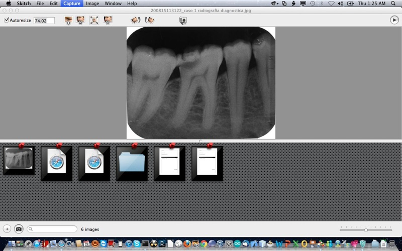 iMedicalOffice Dental скриншот программы 3