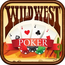 A Wild West Video Poker Game - Win Daily Bonus Payouts