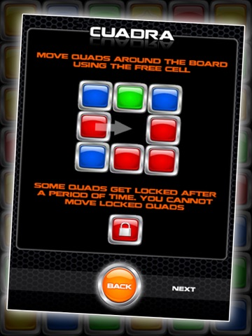 Cuadra - Move Around Candy, Jewels and Bubbles of the Same Color-ipad-1