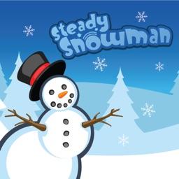 Steady Snowman HD FREE - Cute Balance Game