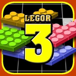 Legor 3 - Free Puzzle Brain Game
