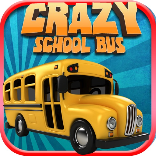 A Crazy School Kids Bus : Race Track Game - Full Version