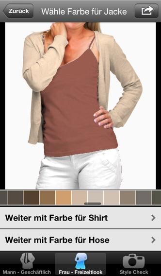Dress Guide - Perfect Color MatchingScreenshot von 4