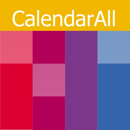 Calendar All - Organize family schedule like a wall calendar, use as task manager, event planning tool, family activity planner, all in multiple calendars from one place.