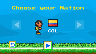 Screenshot from Soccer Nations: Brazil