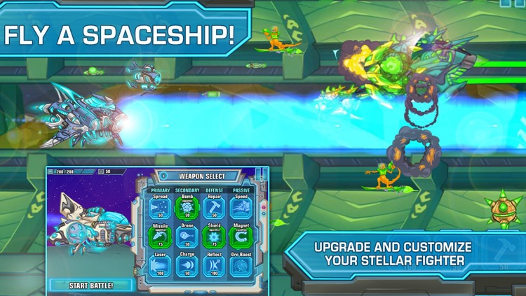 Stellar Wars screenshot-4