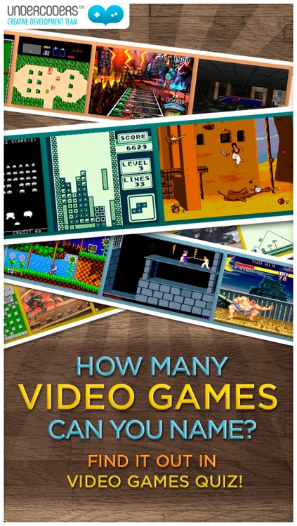 Video Games Quiz !