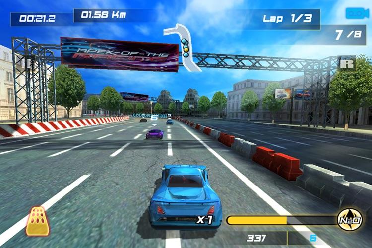 Apex Of The Racing screenshot-3