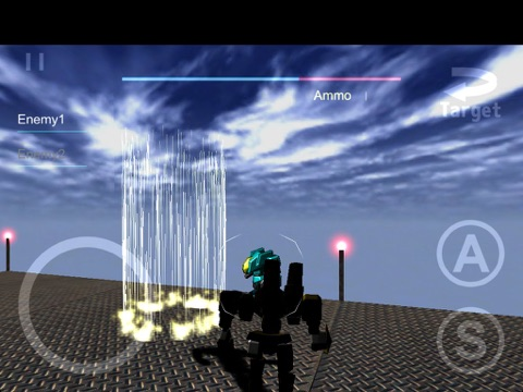 Mech Gladiator2 screenshot