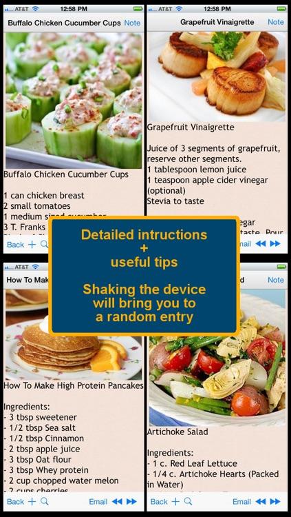 200 HCG Diet recipes