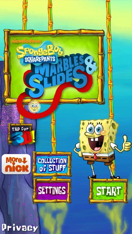 SpongeBob Marbles & Slides screenshot-4
