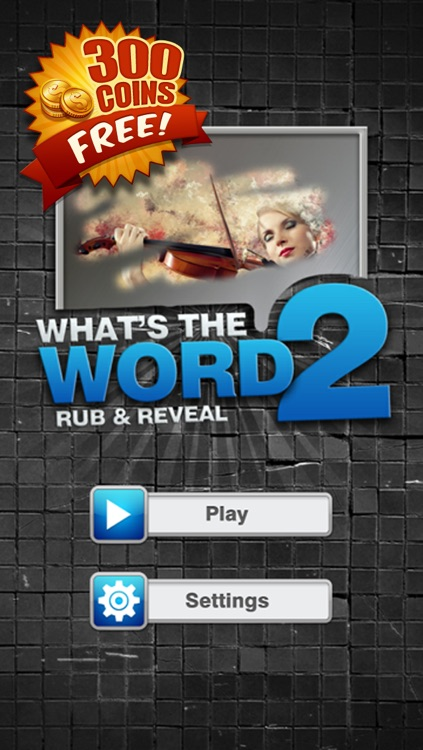 What's the word 2 - Rub and Reveal