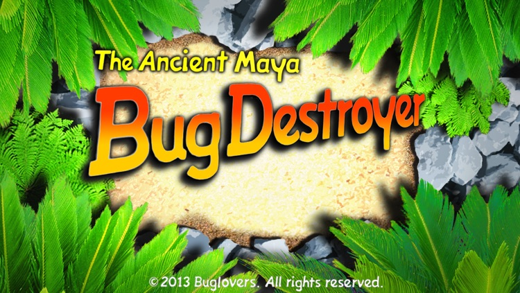 The Ancient Maya Bug Destroyer