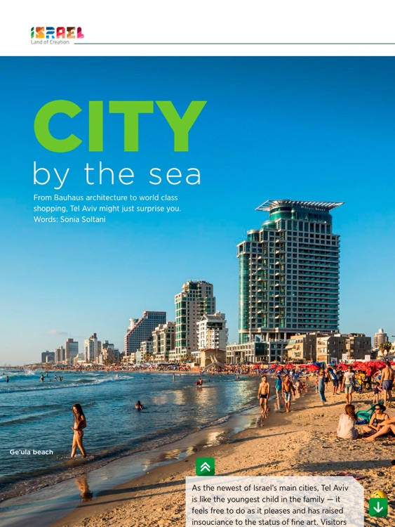 Israel – Land of Creation Travel Guide