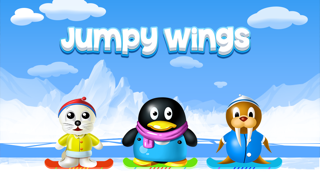 Jumpy Wings and Friends