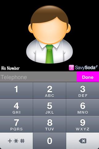 Call Him (Speed Dial) screenshot-4