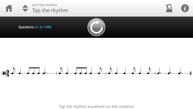 Musition Rhythm Tapping screenshot-1