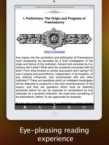 Screenshot of The Symbolism of Freemasonry (Illustrated Edition)