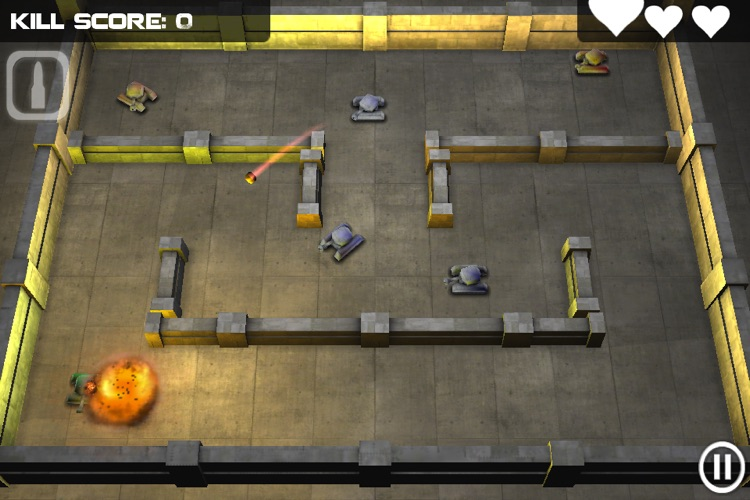 Tank Hero Lite screenshot-1