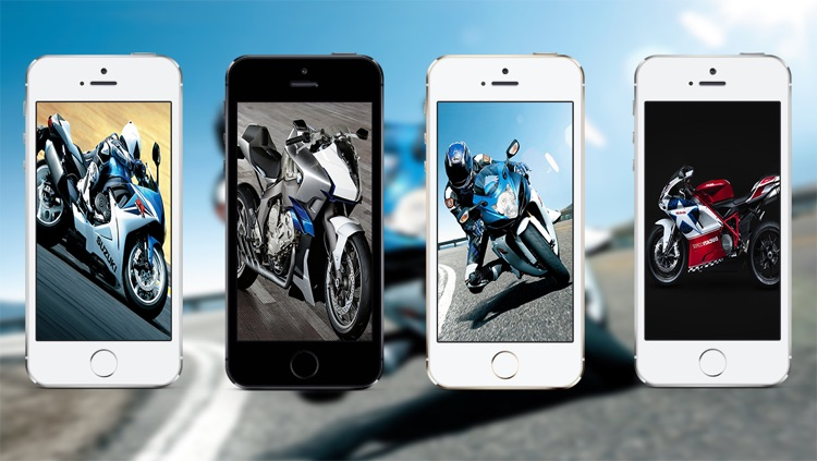 Bikes & Motorcycles HD Wallpapers screenshot-2