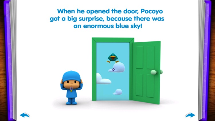 Pocoyo A thousand door - Free book for kids  sc 1 st  AppAdvice & Pocoyo: A thousand door - Free book for kids by Zinkia Entertainment ...