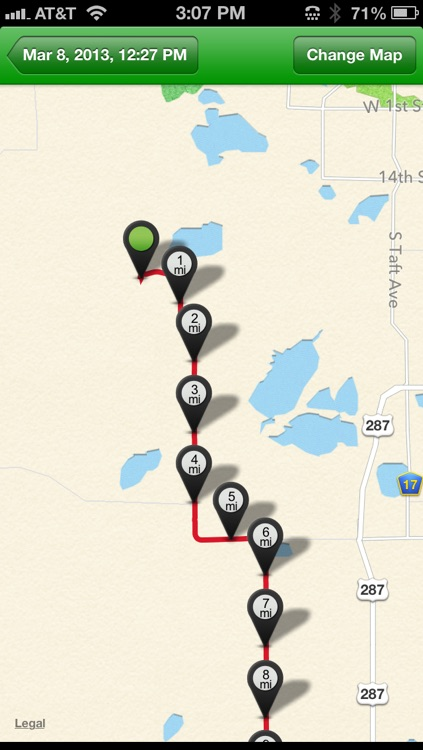 Walk Tracker Pro screenshot-3