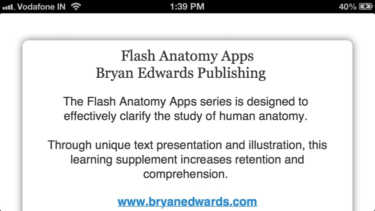 Flash Anatomy Muscles - Free screenshot-3