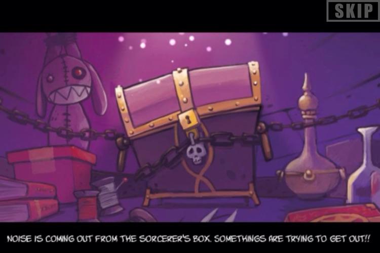 Neo Voodoo screenshot-4