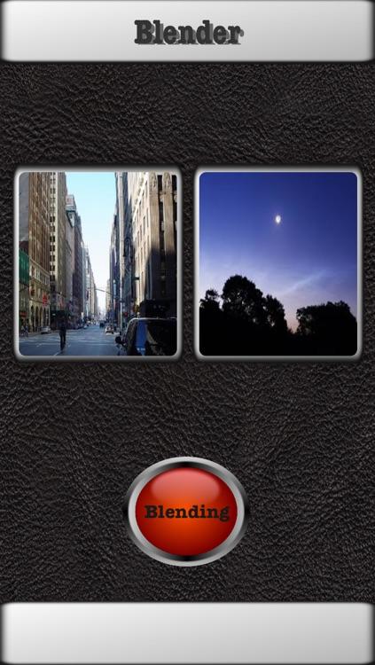 Blender (Photo Blend FX)