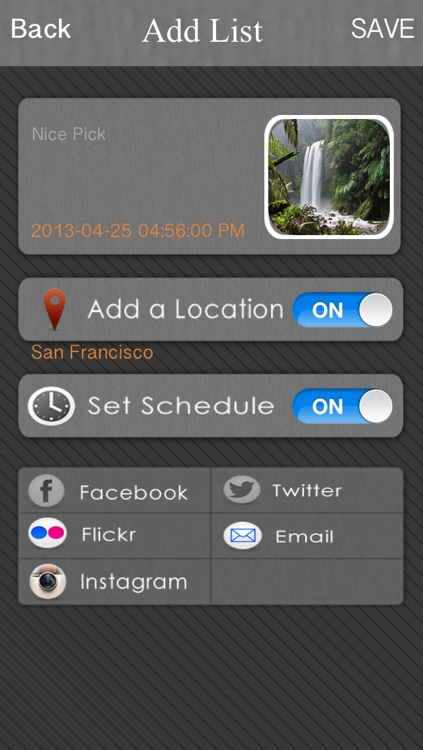 Schedule Social Posting Lite- Help U to engage with social media screenshot-3