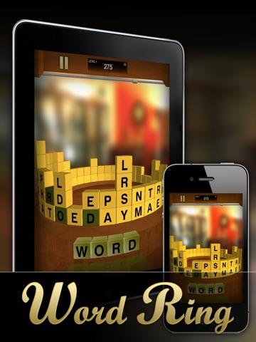 Word Ring на iPad
