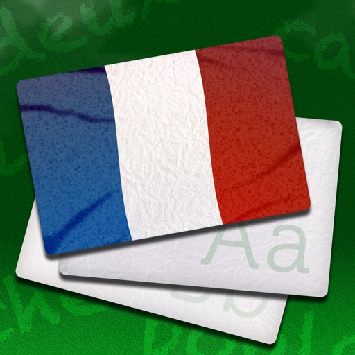 French Flash Card Fun - Flash Cards A to Z