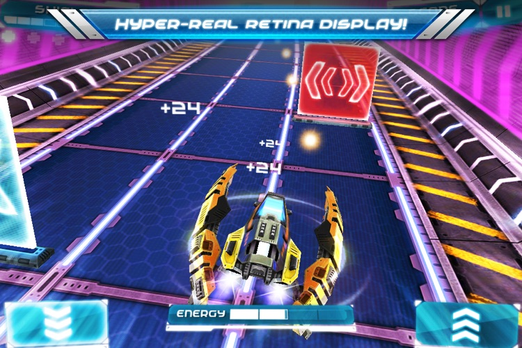 Ion Racer