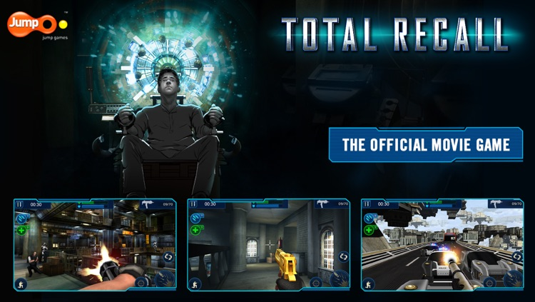 Total Recall Game screenshot-1