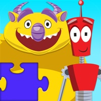Codes for Monster Vs Robot Puzzle - Free Animated Kids Jigsaw Puzzles with Monsters and Robots - By Apps Kids Love, Inc! Hack