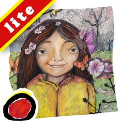 "The Trees Grin Beside Me: Learn about the beauty of nature in this poetic book written by Michelle Macdonald and  illustrated by Leah Davis (""Lite""/ free version; an Auryn App)"