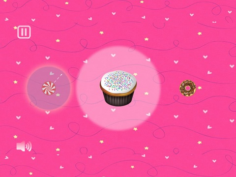 Cupcake Saga - A top free HD puzzle game with cupcakes, bonbons, donut and lollipops.-ipad-0