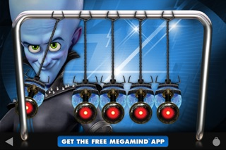 Newton's Cradle Classic Megamind Edition screenshot one