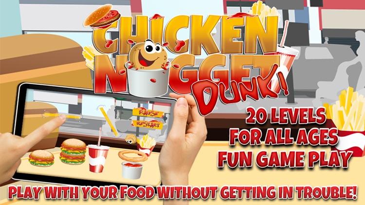 Chicken Nugget Dunk