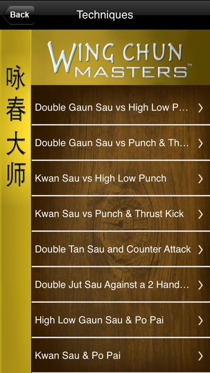 Wing Chun Masters 4