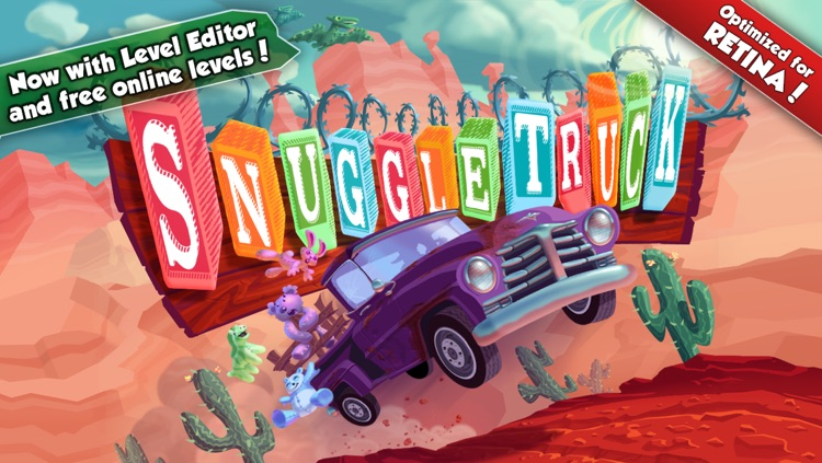 Snuggle Truck screenshot-0